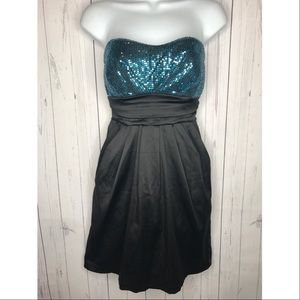 Ruby Rox Juniors Size 11 Strapless Dress